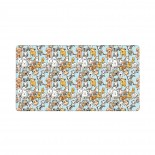 Puppies Browns And Blue Mouse Pad 15.8x29.5 in Pad Mat Laptop Gaming Home Office Computer Accessories Rectangle Non-Slip Rubber Mousepad,Suitable for etc. 03.cm x 40cm x 75cm